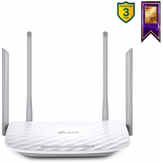 ARCHER C5(ISP) Роутер беспроводной TP-Link Archer C5(ISP) AC1200 10/100/1000BASE-TX/4G ready белый