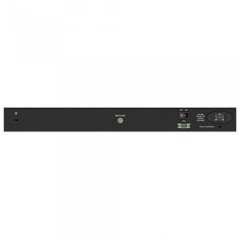 Коммутатор D-Link WEB Smart III Switch with 24 ports 10/100Mbps and 2 ports 10/100/1000Mbps and 2 Combo ports